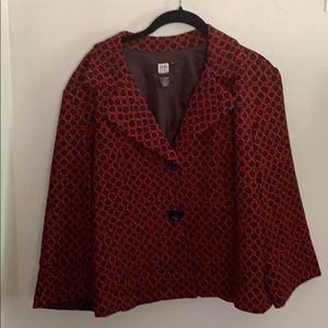 Studio 1940 jacket size large